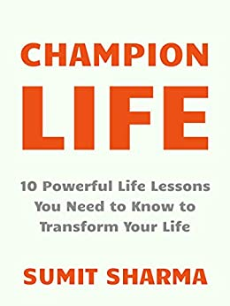 Champion Life Book Cover